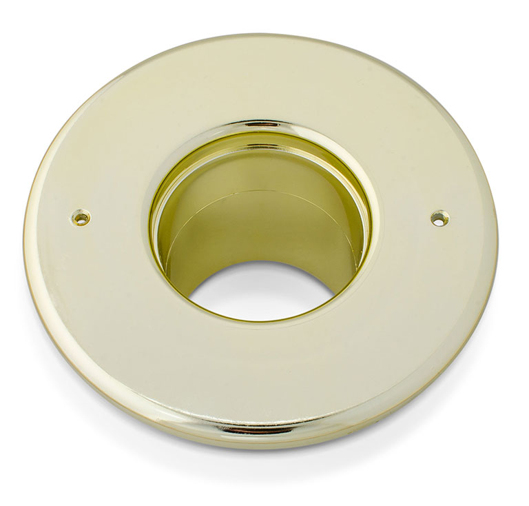 Unico System - Outlets - Gold & Round - Image