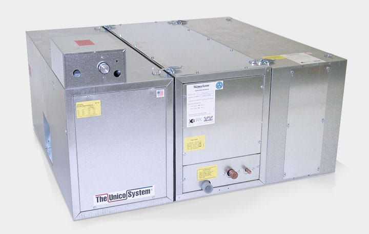 Unico air handling unit