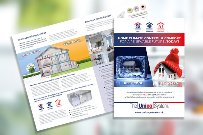 UNICO Overview brochure available for download