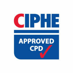 CIPHE Approved CPD logo